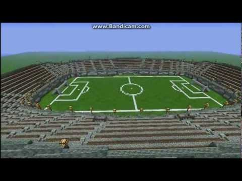 football in minecraft