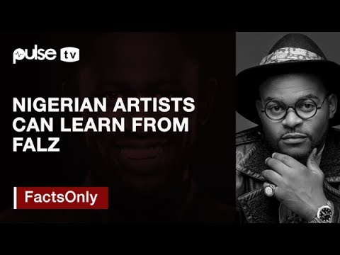 Facts Only With Osagie Alonge: Nigerian artistes have a lot to learn from Falz
