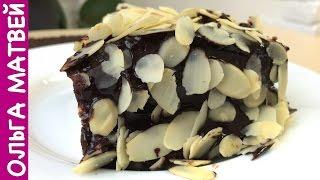 Простой Торт со Сметаной | A Simple Cake with Sour Cream