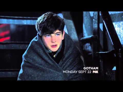 Gotham Season 1 (Promo 'The Origin Stories Begin')