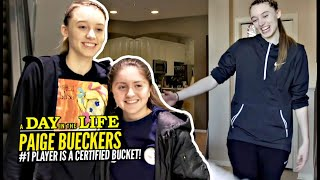 """""""I Knew I Was a Bucket"""" Paige Bueckers Is a SUPERSTAR In Her Own Right! Day In The Life"""
