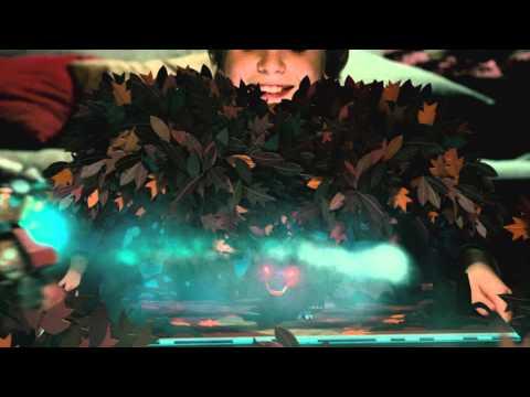 Видео № 0 из игры Wonderbook: Книга заклинаний (только игра) (Б/У) [PS3, PS Move]