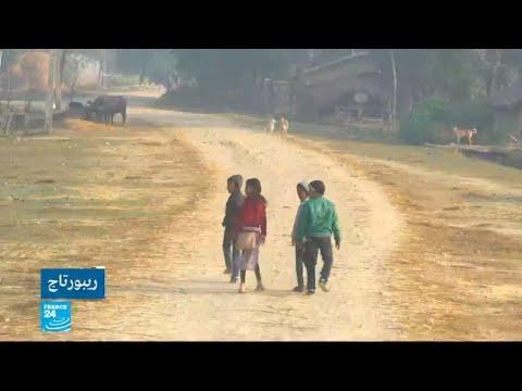 العرب اليوم - شاهد:آلاف الفتيات رهن العبودية في نيبال