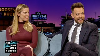 Betty Gilpin & Joel McHale Are Tired Of Alison Bries Nice Act