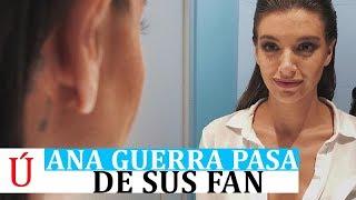 El feo de Ana Guerra con sus fans