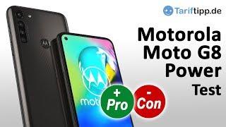 Motorola Moto G8 Power | Test deutsch