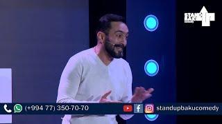 Səbuhi Bayramov (Stand UP Baku 20-ci şou)