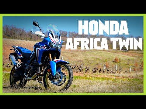 HONDA AFRICA TWIN CRF1000L STD