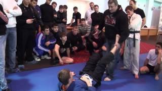мастер-класс Боевое самбо 1