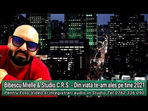 Bibescu Mielle & Studio C.r.s. - Din viata te-am ales pe tine Video