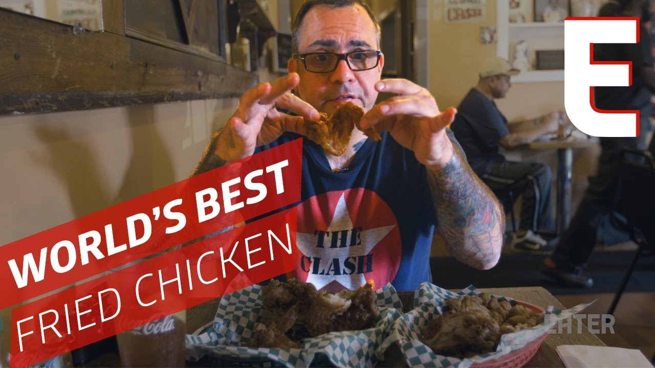 Is This the Best Fried Chicken in America? Willie Mae's Scotch House in New Orleans — The Meat Show thumbnail