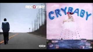 Love the Way You're Mad - Eminem vs. Melanie Martinez (Mashup)