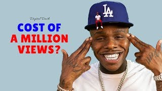 How Much Does a Million Views Cost? + How To Get 100000 views