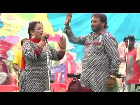 sabar khan/lovejot rani live pind sapawali || Rooh Punjab Di