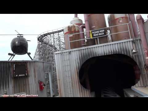 Backlot Stunt Coaster