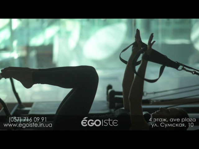 Pilates Allegro in EGOISTE
