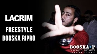 Lacrim Freestyle Booska Ripro