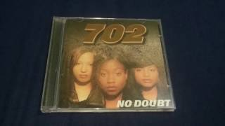 CD Unboxing: 702 - No Doubt (1996)