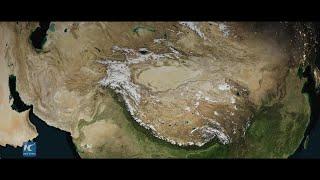 Widziane przez satelity: panele słoneczne zamieniają pustynię w oazę