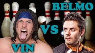 Jason Belmonte vs Vin Gerard: No Holds Barred