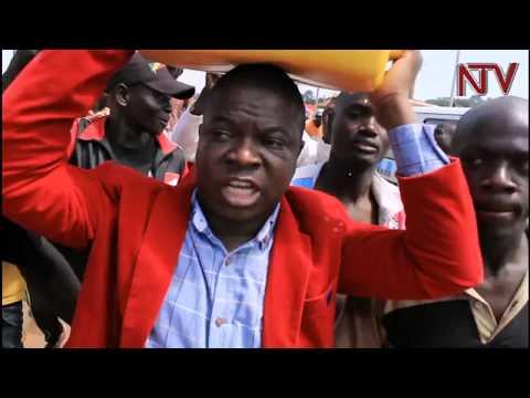 SSEGIRINYA AKIGUDDEKO: Poliisi emukutte ng'agezaako okulaga obutali bumativu