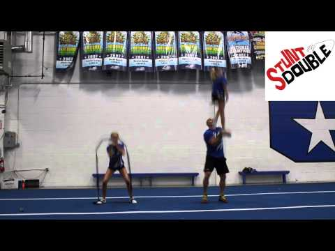 One Arm Lib w/ Stunt Double
