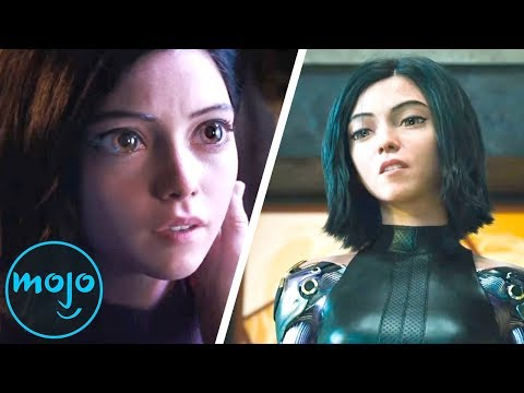 Top 10 Reasons Why Alita Battle Angel Might Actually Blow People's Minds