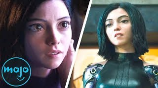 Top 10 Reasons Why Alita Battle Angel Might Actually Blow People