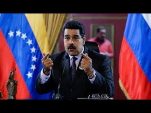 Maduro criticó al gobierno por los incidentes en el Congreso