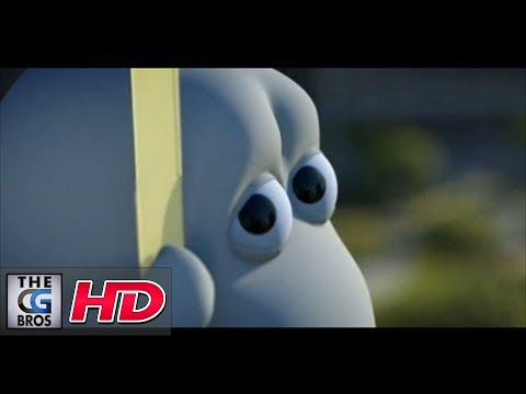 "CGI 3D Animated Short  ""George""  by – Tim Bahrij"