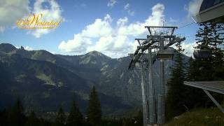 preview picture of video 'Almenwandern am Tegernsee'