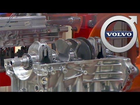 Volvo Motor Fabrikası