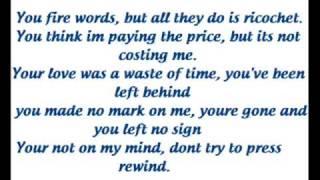 Jordin Sparks - Walking On Snow *Lyrics* ♥
