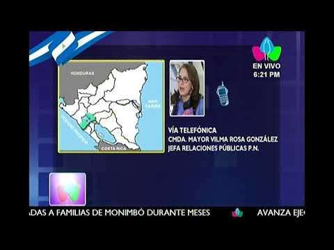 Policía Nacional informa sobre asesinato del oficial Kelvin Javier Rivera Láinez