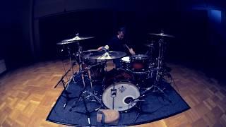Alan Walker - Faded (Slushii Remix) | Matt McGuire Drum Cover