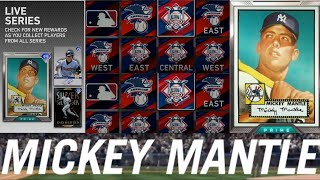 How to Unlock 99 OVR PRIME MICKEY MANTLE! Live Series Collection Rewards in MLB THE SHOW 20!