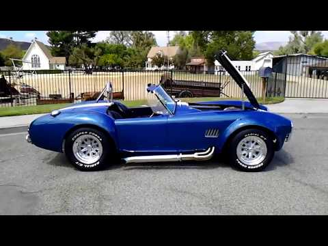 Video of '65 Cobra located in California - $31,900.00 Offered by California Cars - LVJI