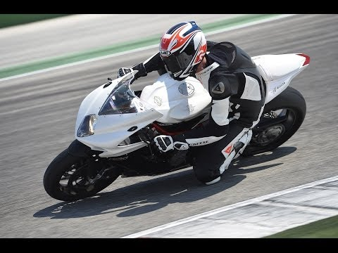 MV Agusta F3 800 launch review