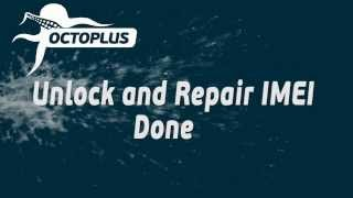 LG A390 Unlock and Repair IMEI with Octoplus Box