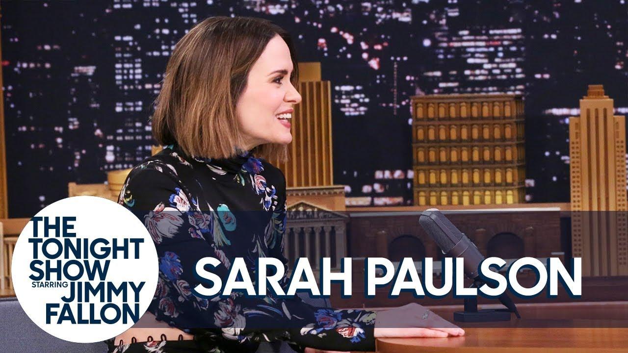 Sarah Paulson Got Caught in a Madonna and Rihanna Red-Carpet Sandwich thumbnail