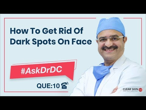 How to reduce dark spots on face | ClearSkin, Pune