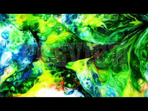 Abstract Colorful Paint Ink Liquid Explode Diffusion Psychedelic Blast Movement 26