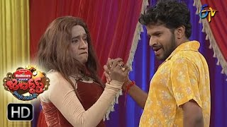Hyper Aadi Raising Raju Performance | Jabardsth | 12th January 2017| ETV  Telugu
