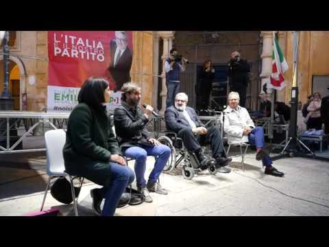 Primarie PD. I candidati e rispettivi sostenitori (lucani) al rush finale