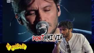 Fabrizio Moro   Portami Via (karaoke   Fair Use)