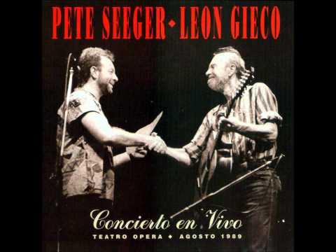 Leon Gieco-Pete Seegel Departed