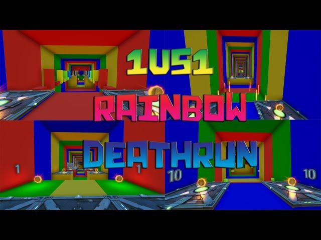 1VS1 RAINBOW DEATHRUN