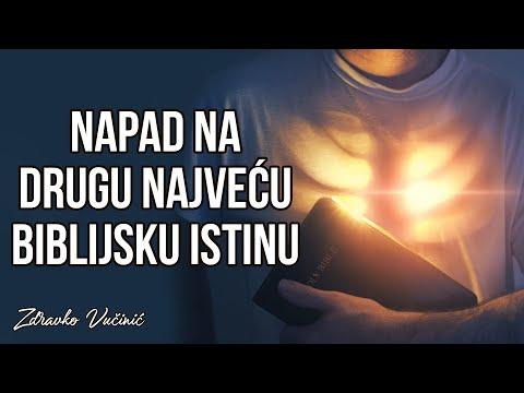 Zdravko Vučinić: Napad na drugu najveću istinu