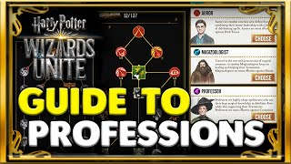 wizards unite profession build - TH-Clip
