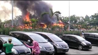 Kebakaran Bedeng Tangcity
